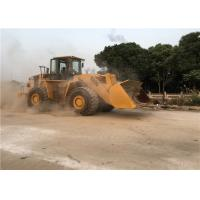 Buy cheap Caterpillar 980G Second Hand Wheel Loaders Front 5.5cbm Bucket Capacity product