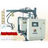Close Loop High Pressure Foaming Machine , PU Foam Machinery