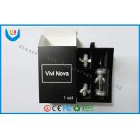 Buy cheap Big Vapor Electronic Cigarette Clearomizer , Vivi Nova Tank Vivi Nova Atomizer product