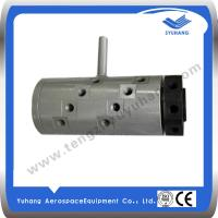 Buy cheap 8 channel high pressure hydraulic rotary joint, low speed rotary union product