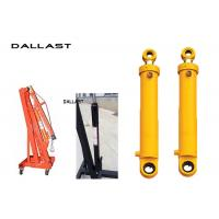 Buy cheap Chromed Hydraulic Hoist Cylinder ertical Mast Lifts Stroke 800 mm product