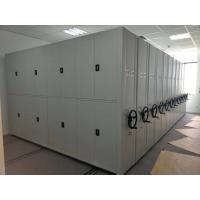 Buy cheap Movable system compartment Mobile Rack System compactor shelf product