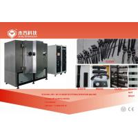 Buy cheap Stainless Steel Flatware PVD Coating Machine, SS forks and spoon Gold Plating Machine, Black SS kitchenware Plating product