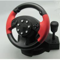 Buy cheap Small USB Vibration PC Game Racing Wheel Pc Steering Wheel And Pedals product