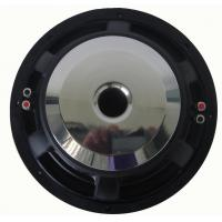 """China 12"""" High power Car Subwoofers , 2.5"""" 4 Layer High - Temp Copper Speaker Voice Coil wholesale"""