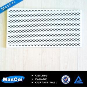 Buy cheap Clip in ceiling tile/Aluminum ceiling/ ceiling tile 60x60 product
