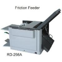 Buy cheap A3 Fully Automatic Paper Folder (RD-298A) product