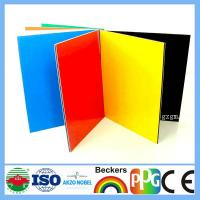 Quality painéis de revestimento da parede do alucobond, alucobond acp de 3mm/4mm, alucobond por atacado for sale