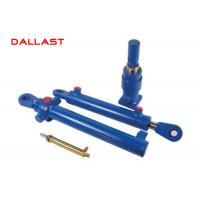 Buy cheap Hyva Heavy Duty Double Acting Hydraulic Cylinder for Agricultural Machinery from wholesalers