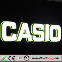 Buy cheap Chain-store light flexible 3D custom advertising outdoor strong anti-wind hotsale letter product
