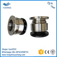 Buy cheap 8'' ANSI Flange standard stainless steel high pressure hydraulic rotary joint product
