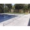 Buy cheap Da piscina Frameless de aço inoxidável antiferrugem de 316 trilhos de vidro torneiras from wholesalers