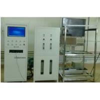Buy cheap ISO 5658-2 Fire Flammability Resistance Testing Equipment / Laboratory Spread Flame Test Machine product