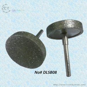 Buy cheap Гальванизировать биты пункта колеса диаманта - DLSB08 product