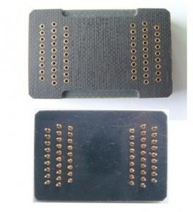 o pino de programação do adaptador do receptáculo TSOP56 do soquete do adaptador TSOP56 do programador embarca