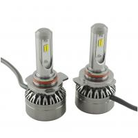 Buy cheap Single Beam Super Bright Headlights 8000 LM 9005 / HB3 36W 2 Side 6500 K product