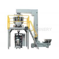Buy cheap Fully Automatic Granule Packing Machine 0.04 - 0.08mm Film Thickness product