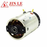 Buy cheap 2.2KW Hydraulic DC Motor , ZD223AF 24V DC Motor 2600RPM With Cooling Fan product