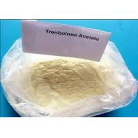 Buy cheap Androgenic Anabolic Steroids Yellow Trenbolone Acetate Powder 10161-34-9 For Muscle Building product