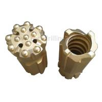 Buy cheap R32 R38 T38 T45 T51 Rock Drill Bits Domed Button Threaded Retract Bit 33 - 178mm Diameter product