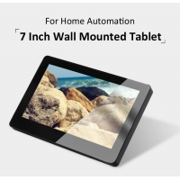 Buy cheap 7 Inch Android POE Wall Mounted Touch Tablet With RS485, Relay For Industrial Control product
