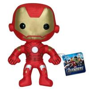 Marvel Comic The Avergers Iron Man Soft Plush Toy