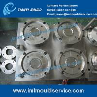 Buy cheap 500ml thin wall plastic round container mould with lid, thin wall round container lid mold product