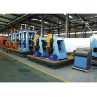 Buy cheap Professional Iron Welded Tube Mill , High Frequency Seamless Pipe Mill from wholesalers