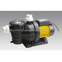 Buy cheap SMP Series Swimming Pool Circulation Pump , 2 Speed Pool Pump With GS Certification product