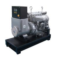 Quality Air Cooled Generator Set 45KVA for sale