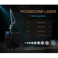 Buy cheap Picosecond 1064 Nm 755nm 532nm Q Switch Tattoo Removal Machine product