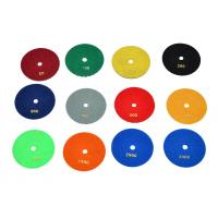 Buy cheap 3 Inch Diamond Resin Pads Marble / Granite / Concrete Abrasive product