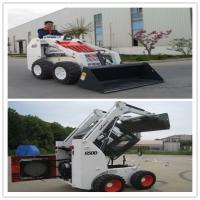 Buy cheap 650Kgs Small space working Skid Steering Loader with best prices product