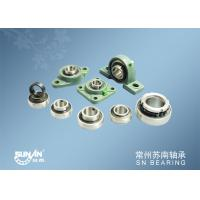 Buy cheap Industrial And Agricultural Mounted Bearing Units Low Noise / Pillar Block Bearings / Types of Ball Bearings product
