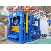 Buy cheap Automatic Hollow / Paver / Solid Block Making Machine Production Capacity 20000 PCS / Day from wholesalers
