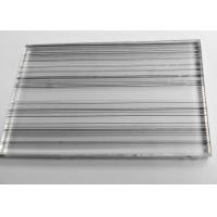 Buy cheap High End Architectural Art Laminated Glass Customized Design CCC Approved product