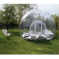 Buy cheap Inflatable Bubble Tent product
