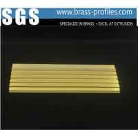 Buy cheap Hot Sales 9ft Straight Copper Alloy Footgrip for Stair Usage Brass Footgrip product
