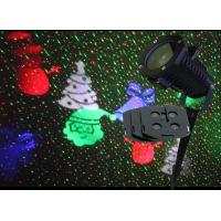 Outdoor Red staitic Firefly Landscape Laser with LED patterns projector