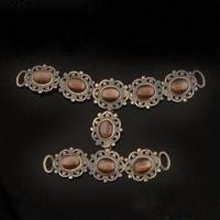 Buy cheap Shoe buckle, nickel-/lead-free, OEM orders are welcome, customized specifications are accepted product