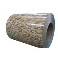 Stone or Brick Printed Galvanized or Galvalume Steel Coils for Interior or Exterior Decoration and Panel