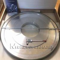 China Resin Diamond Grinding Wheel For Thermal Spray Coating on sale