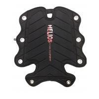 Quality Nylon Backplate Backpad Hardware With Bookscrews For Scuba Diving Stainless for sale