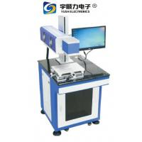 Buy cheap High Efficiency CO2 Laser Marking Machine Range 50mmx50mm 110mmx110mm product