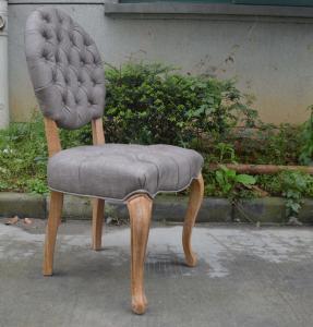 Buy cheap Sillas escandinavas de la cantina de la silla de cuero/del cuero de la venta de la antigüedad del restaurante chino caliente de madera sólida product