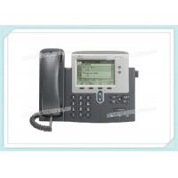 Buy cheap 5 Inch Cisco IP Phone 7900 Unified CP-7942G High Resolution 4 Bit Grayscale Display product