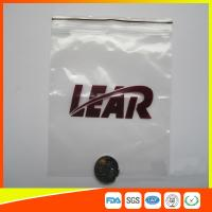 Buy cheap Os sacos Ziplock da embalagem plástica poli do PVC Waterproof Resealable com zíper product