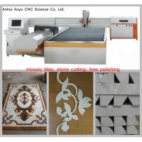 Buy cheap cnc waterjet cutter, water jet cutting machine for floor tiles, marble, granite product