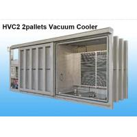Buy cheap Cabbage Fruit Vacuum Cooling Machine With Air Cooling Condenser product