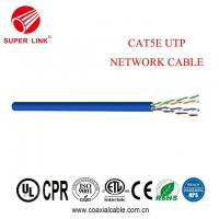 Buy cheap UL certificated unshield patch cord cable pass fluk e cate5e UTP lan cable product
